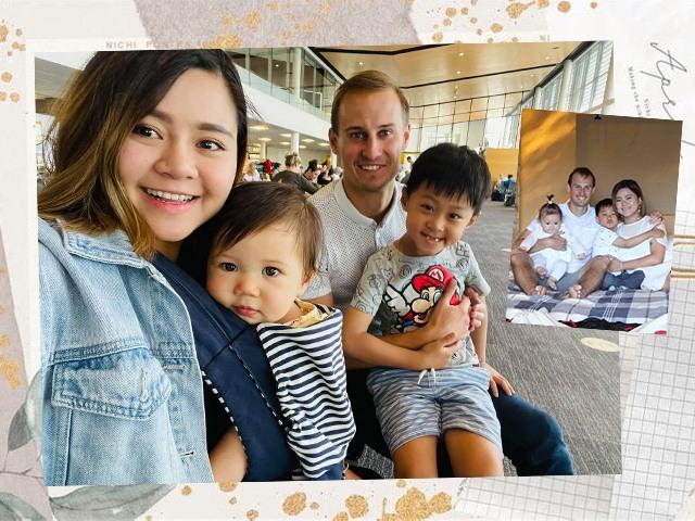 Hớp hồn trai Séc ngay buổi đầu, mẹ Việt đơn thân mãn nguyện nhìn chồng đối xử với con riêng