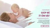 Mẹ chỉ cần 5 điều chỉnh nhỏ này sẽ giúp bé khỏe mạnh, ít ốm vặt trông thấy