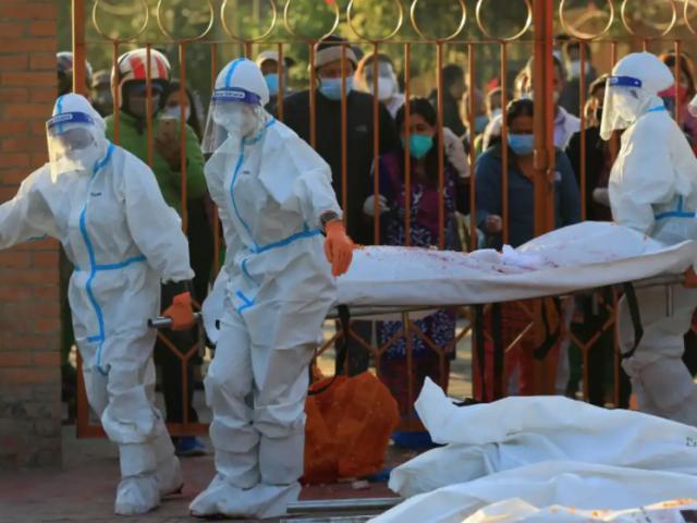 Cập nhật ngày 3/5: Sau Ấn Độ, thêm một quốc gia Nam Á chìm trong thảm cảnh COVID-19