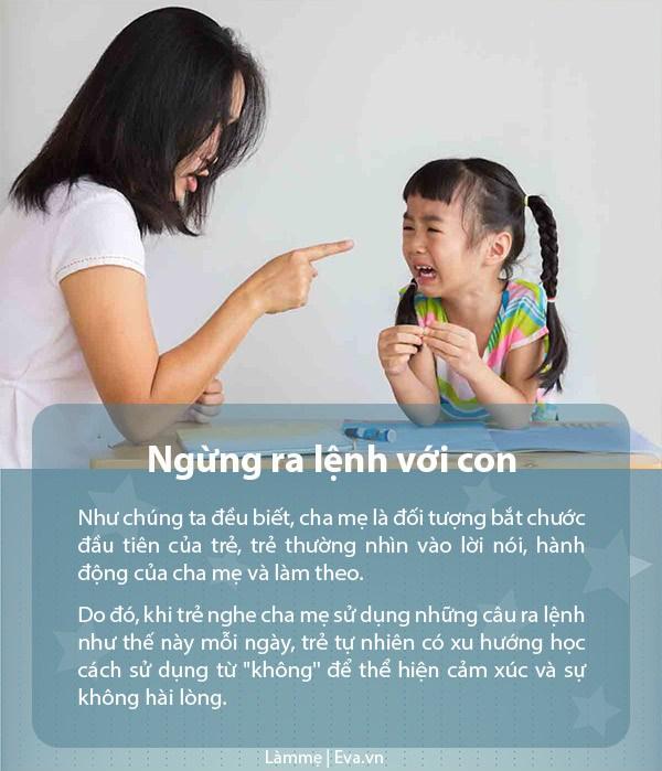 Mẹ sử dụng tốt 6 phương pháp giao tiếp cảm xúc này, trẻ bướng bỉnh sẽ thành ngoan ngoãn - 3