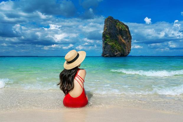 Bí quyết bảo vệ da mùa du lịch biển phái đẹp không thể bỏ qua