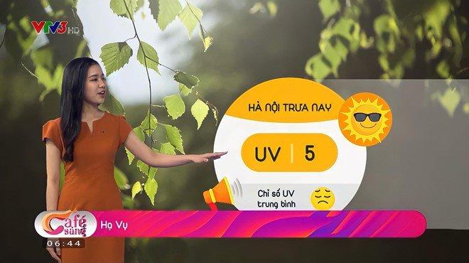 Nữ sinh năm 3 xinh đẹp thành BTV Thời tiết VTV: Thành tích đáng nể, còn có tài lẻ - 1