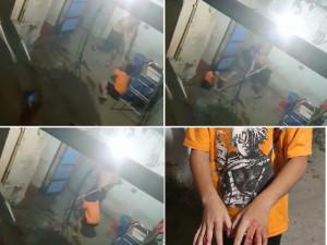 Phẫn nộ clip bé trai bị đánh nát tay, bắt đi bán vé số: Lời kể của hàng xóm