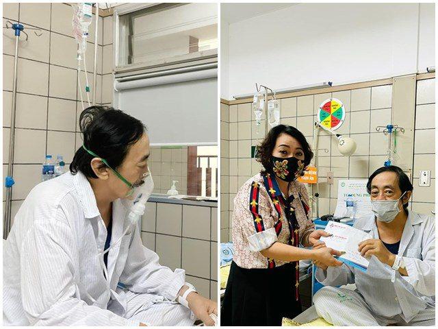 Sao Việt 24h: Bệnh tình nghệ sĩ Giang Còi chuyển biến xấu, chia sẻ của con gái và đồng nghiệp
