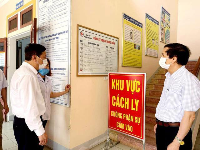 COVID-19 ngày 7/5: Nghệ An có ca dương tính SARS-CoV-2 đầu tiên trong cộng đồng