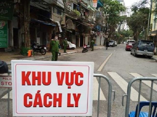 Bộ Y tế công bố ca mắc COVID-19 tại tỉnh Thanh Hóa, bệnh nhân làm nghề lái xe