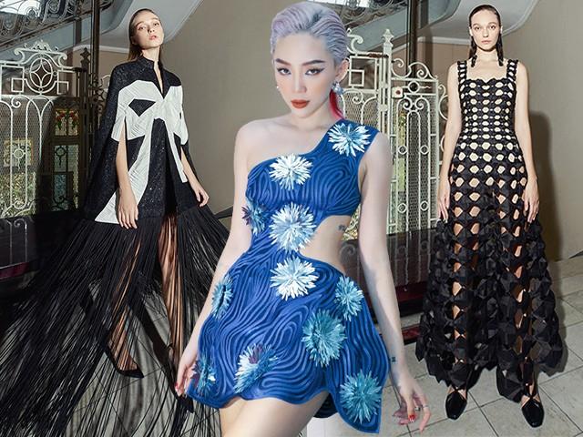 BST mới của NTK Nguyễn Công Trí trên báo Vogue Mỹ: Lộng lẫy đến từng cm