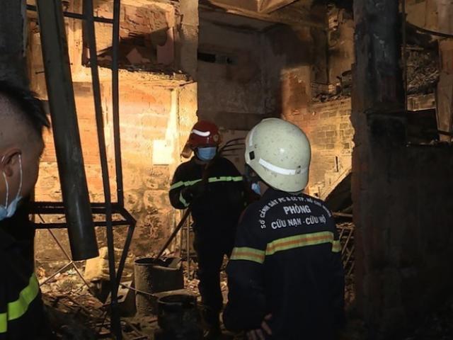 Cháy nhà 8 người tử vong thương tâm ở TP.HCM: Người sống sót tiết lộ nguyên nhân