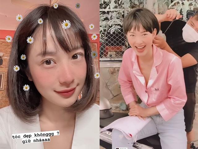 Sao Việt đồng loạt bốc hơi mái tóc dài thượt, dùng chung công thức hoá búp bê đón hè