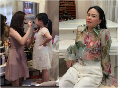 Nhận không ra Phượng Chanel thời trẻ trong ảnh con gái đăng: Quá chuẩn mỹ nhân