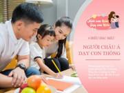 Tại sao cha mẹ châu Á dạy con học rất giỏi? Người Tây bội phục họ ở 6 điểm này!