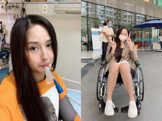 Mới chóng mặt ngồi xe lăn, Mai Phương Thuý lại nhập viện giữa đêm vì đau tim, khó thở