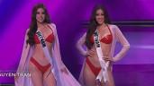 Miss Universe: Khánh Vân toả sáng rực rỡ với váy dạ hội, khoe hình thể chuẩn chỉnh