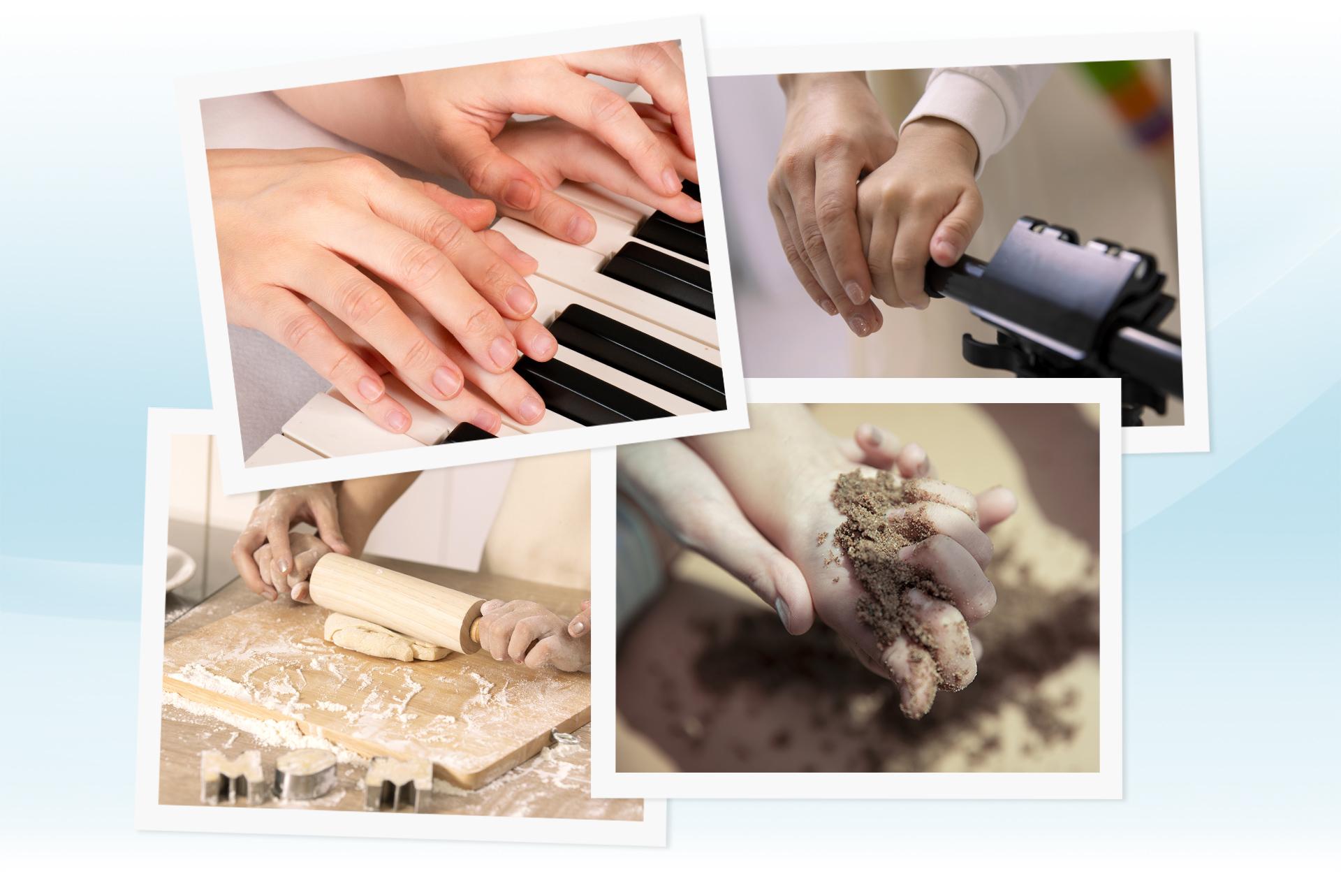 Đôi bàn tay của con – dấu ấn khôn lớn diệu kỳ với mỗi người mẹ - 11