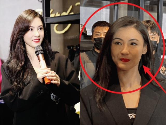 Trương Bá Chi tuổi 40 được ca ngợi hết lời nhưng nhìn ảnh người qua đường chụp mới sốc
