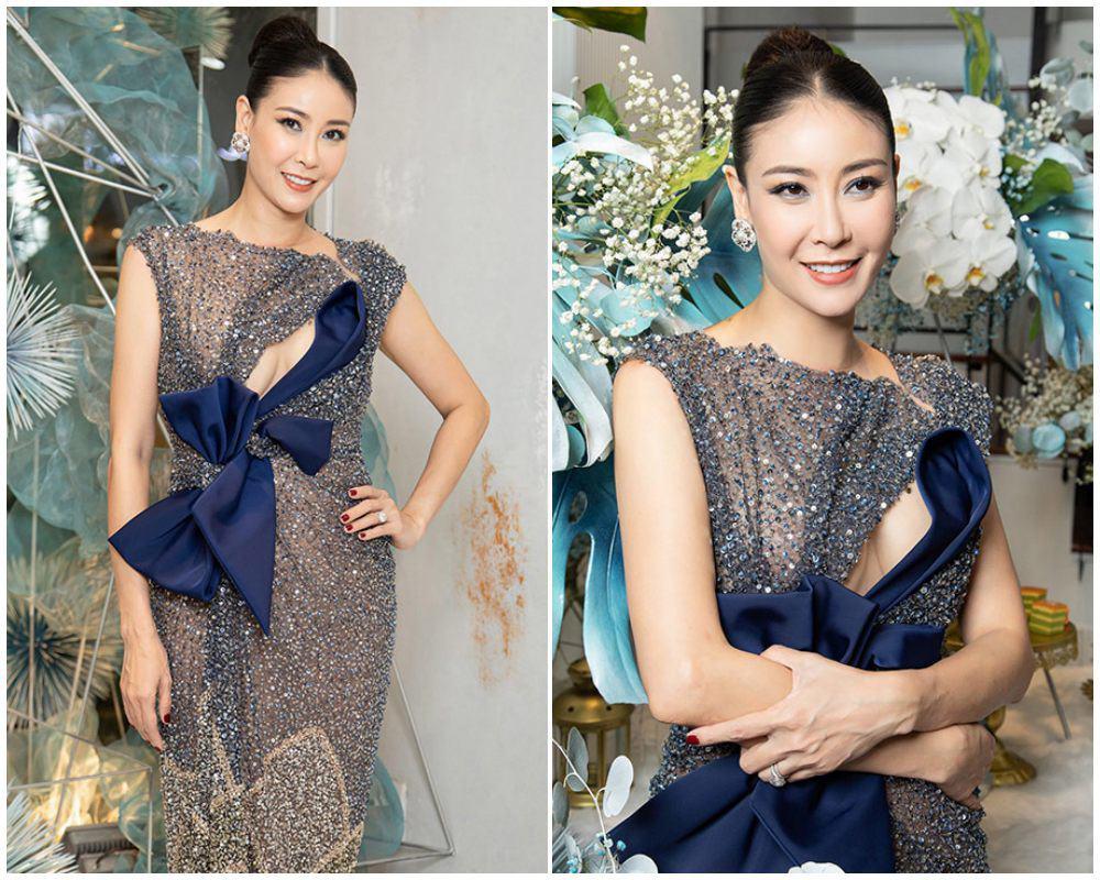 Hoa hậu Hà Kiều Anh cóbáu vật hình thể amp;#34;lấn átamp;#34; gái 18, đến Mai Phương Thuý cũng xuýt xoa - 11