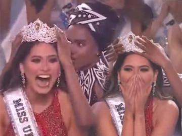 Trực tiếp Chung kết Miss Universe 2020: Chủ nhân chiếc vương miện thuộc về Hoa hậu Mexico