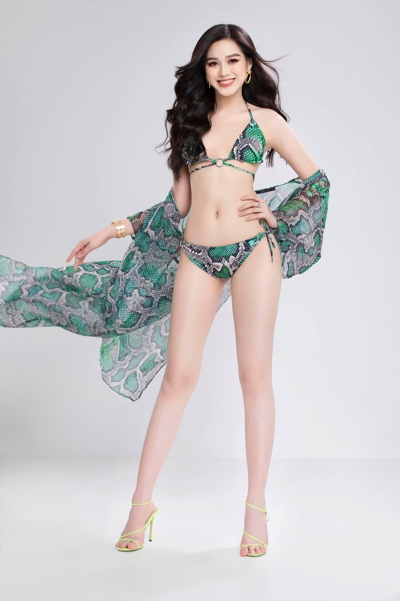 Diện bikini khoe nét hiền dịu, fan gợi ý Đỗ Thị Hà dao kéo để xinh đẹp hơn