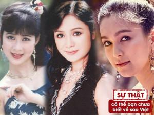 8 mỹ nhân đẹp nghiêng nước nghiêng thành đình đám thập niên 90: Có người từng yêu Lý Hùng