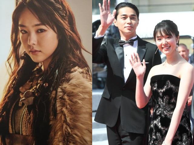 Nữ thần sắc đẹp Jbiz: Là bóng hồng của Song Joong Ki, bay màu vì giật chồng ở tuổi 19