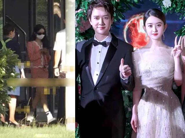 Ngôi sao 24/7: Triệu Lệ Dĩnh bị tóm sống về quê chồng cũ Phùng Thiệu Phong, cả hai tái hợp?