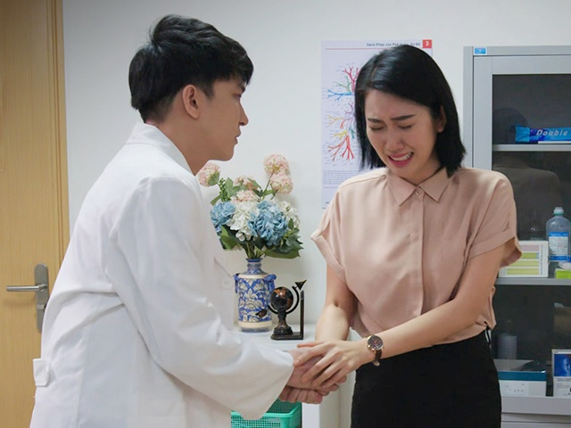 Cây Táo Nở Hoa: Giữa thị phi làm tiểu tam, Châu (Thúy Ngân) được cầu hôn bằng đề nghị lạ