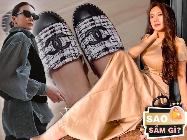 Sao Sắm Gì: Minh Hà lâu lắm mới đeo túi hiệu, Khánh Vân xúng xính đồ mới