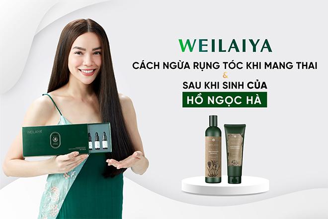 Weilaiya Store - bí quyết giúp tóc luôn chắc khỏe trong thai kỳ và sau sinh cho mẹ bỉm