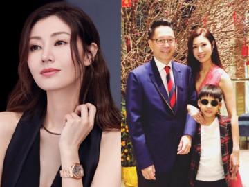Là con dâu nhà hào môn, nàng hậu đẹp nhất Hong Kong vẫn phải dùng thẻ giảm giá đi ăn