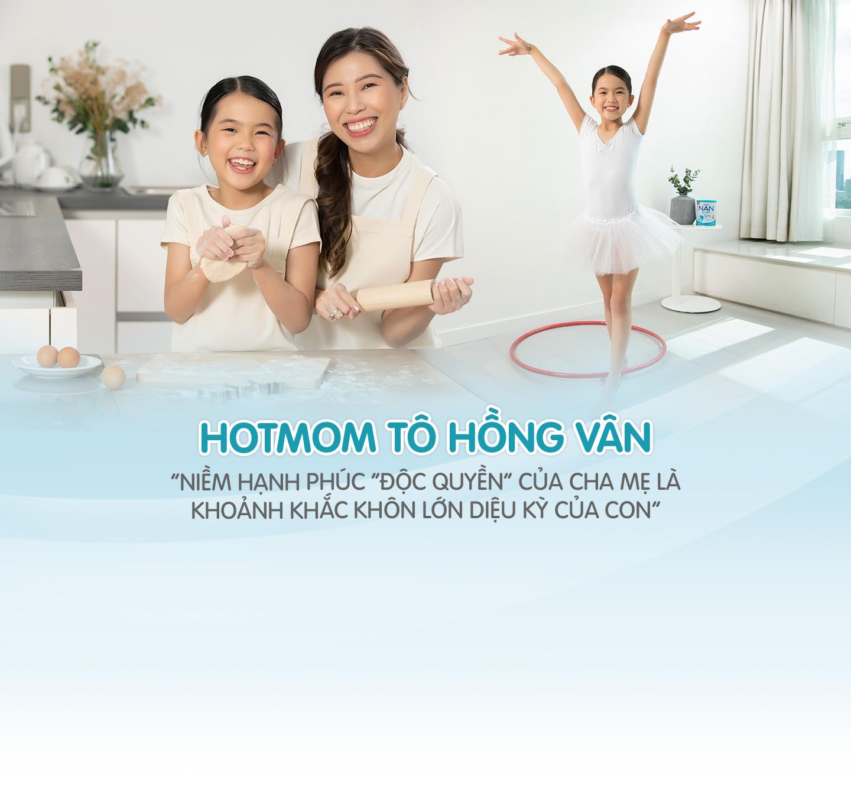 Hot mom Tô Hồng Vân: Niềm hạnh phúc amp;#34;độc quyềnamp;#34; của cha mẹ là khoảnh khắc khôn lớn của con - 1
