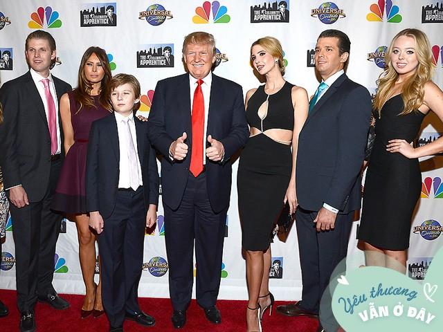 Cựu Tổng thống Mỹ Donald Trump dạy con theo cách đặc biệt: Đừng tin ai, kể cả bố