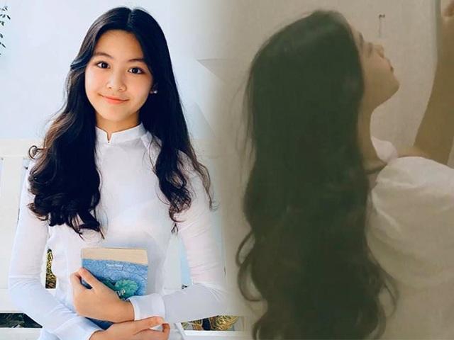 Con gái Quyền Linh giữ vững đặc điểm của biểu tượng sắc đẹp, Hoa hậu tương lai là đây!