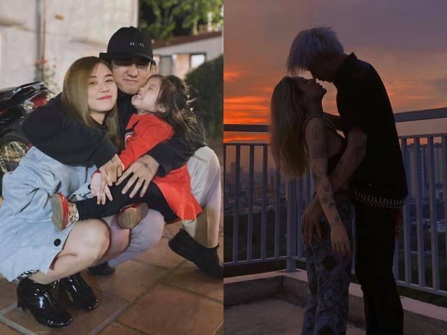 Vừa chia tay, Đạt G yêu vợ cũ Hoài Lâm, Du Uyên khoe bạn trai mới với bàn tay hư