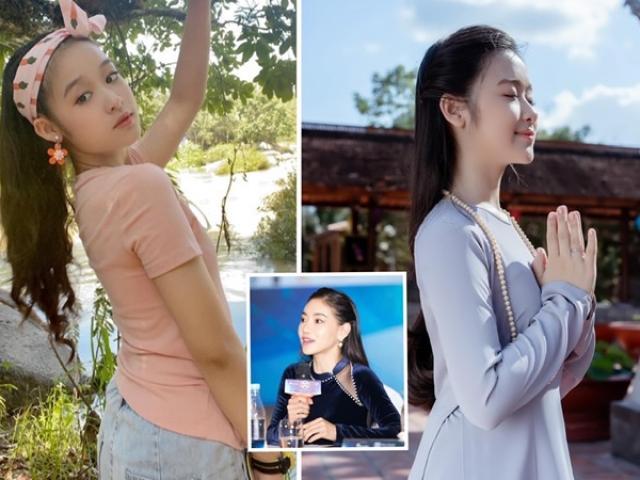 Hoa khôi nhí Cần Thơ được Bà trùm Hoa hậu Việt Nam để mắt, sớm nhận làm con nuôi