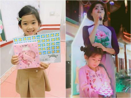 Sao Việt 24h: Con gái Mai Phương ngày càng học giỏi, được bảo mẫu khoe thành tích xuất sắc