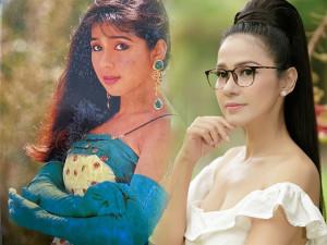 Đăng ảnh thời vàng son, Người đẹp Tây Đô Việt Trinh ăn mặc chất chơi không thua hotgirl