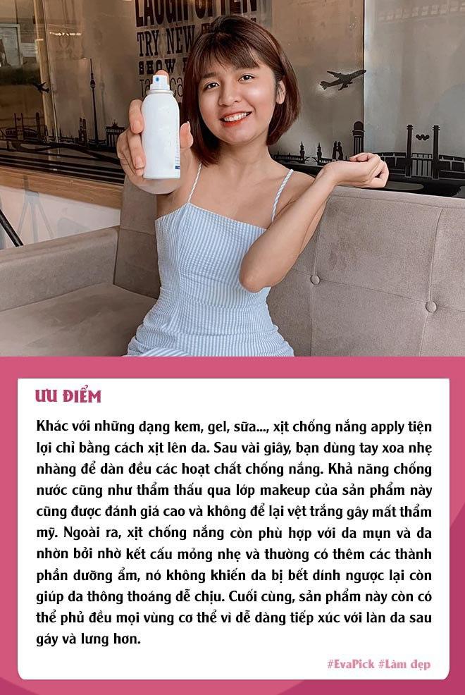 Eva Pick:Dùng hàng ngày nhưng nhiều phụ nữ Việt chưa chắc biết đủ 6 dạng sản phẩm chống nắng