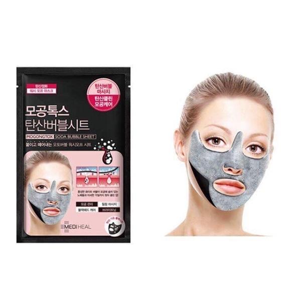 Top 10 loại mặt nạ thải độc cho da tốt an toàn hiệu quả nhất hiện nay