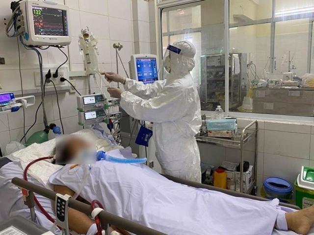 Ca mắc COVID-19 thứ 51 tử vong là nam bệnh nhân 63 tuổi ở tỉnh Hải Dương