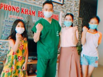 Vợ nuốt nước mắt vì không thể cùng chồng từ Đà Nẵng ra Bắc Giang chống dịch