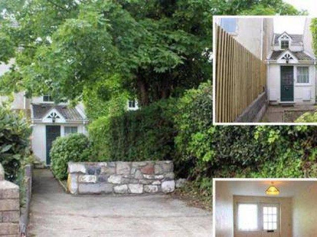 Ngôi nhà siêu nhỏ, rộng 2m được rao bán giá gần 5 tỉ đồng