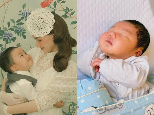 Bác sĩ không tin khi Hoà Minzy rặn con ra, quý tử chào đời với cân nặng khác dự kiến