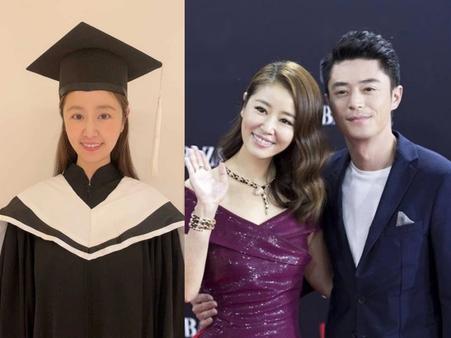 Giữa lúc bị chê chỉ tốt nghiệp cấp 3, Lâm Tâm Như có hành động bất ngờ với ông xã