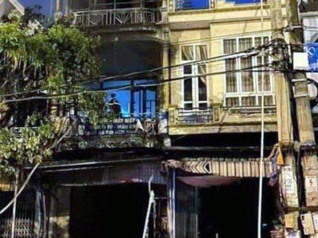 Vụ cháy nhà 4 tầng ở Quảng Ninh, một người chết: Hàng xóm tiết lộ bất ngờ