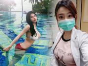 Nữ bác sĩ đăng ảnh diện bikini kèm hướng dẫn bảo vệ sức khoẻ, body nảy lửa gây mê CĐM