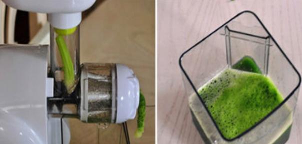 6 cách làm nước ép cần tây dễ uống tác dụng đẹp dáng, đẹp da - 1