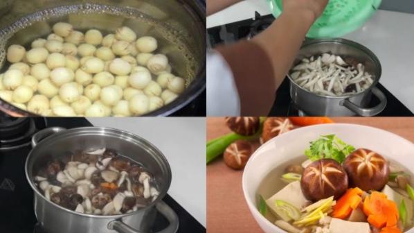 6 cách nấu canh nấm thơm ngon đơn giản dễ làm tại nhà - 14