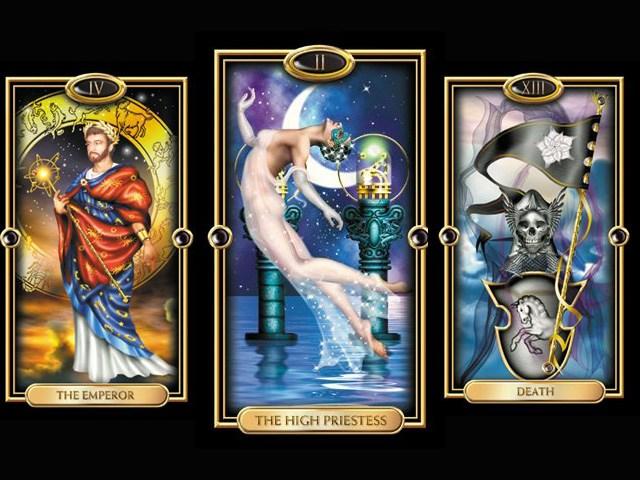 Bói bài tarot: Ai sẽ là nhân tố bí ẩn sắp xuất hiện trong cuộc đời bạn?