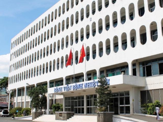 COVID-19 ngày 12/6: 3 nhân viên Bệnh viện Bệnh Nhiệt đới TP HCM nghi mắc COVID-19
