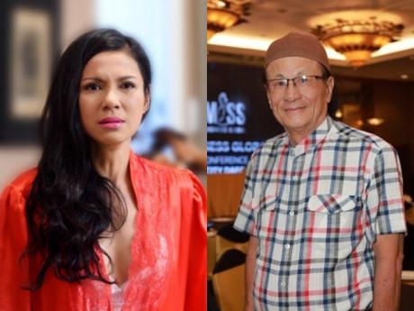 Việt Trinh khóc cạn nước mắt, Trịnh Kim Chi cầu nguyện khi đạo diễn Lê Cung Bắc qua đời